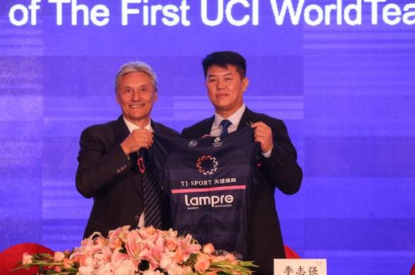 中国初のワールドチーム誕生とは一体何だったのか?