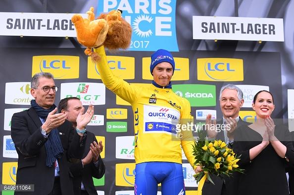 アラフィリップ、フランス人として20年ぶりのパリ〜ニース総合優勝なるか?