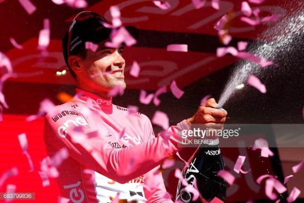 トム・デュムラン個人TT圧勝!ジロ総合優勝は本当に可能なのか?