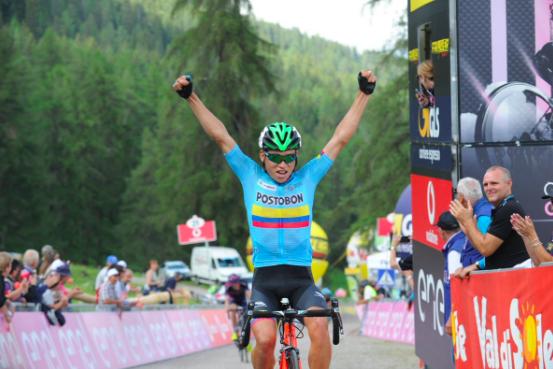 ジロ・デ・イタリアU23(ベビージロ)第5ステージ レポート