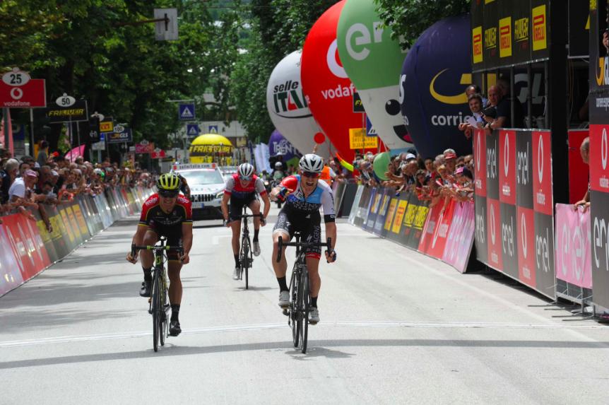 ジロ・デ・イタリアU23(ベビージロ)第6ステージ レポート