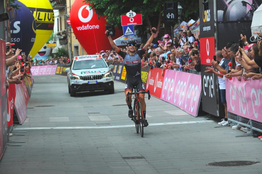 U23ジロ・デ・イタリア(ベビージロ)第2ステージ