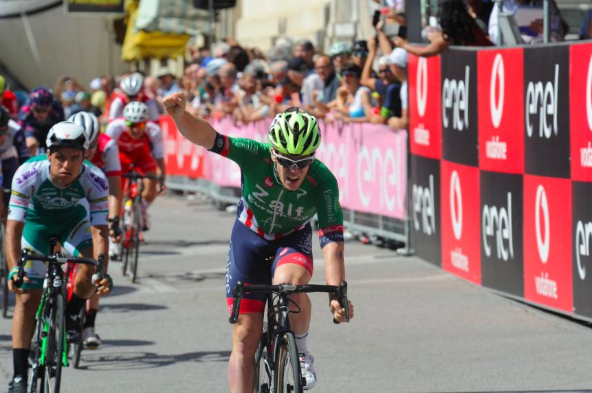ジロ・デ・イタリアU23(ベビージロ)第9ステージ前半 レポート